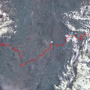 Colombia Route & Planning