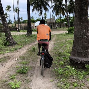 Pedaling Through Jambiani, Zanzibar